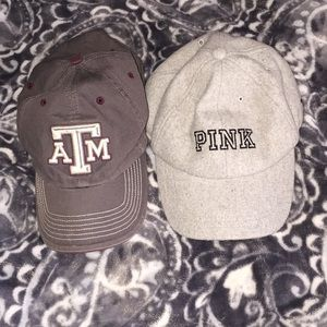 Accessories - 2 gray baseball caps
